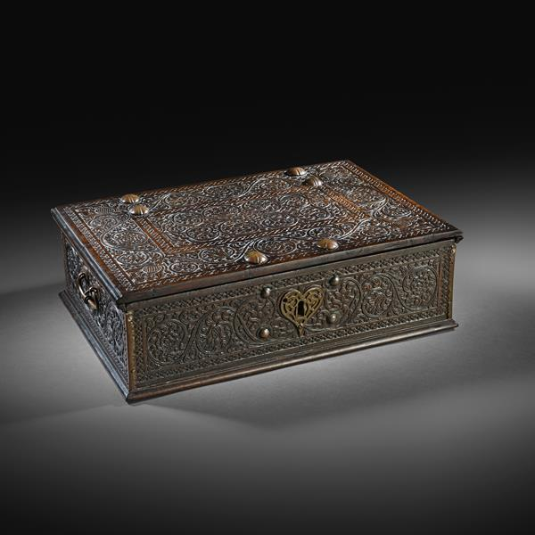 10. Indian Document Box